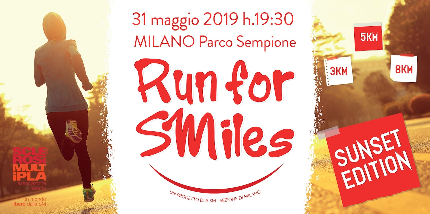 Run for Smiles 2019 - Sunset Edition-