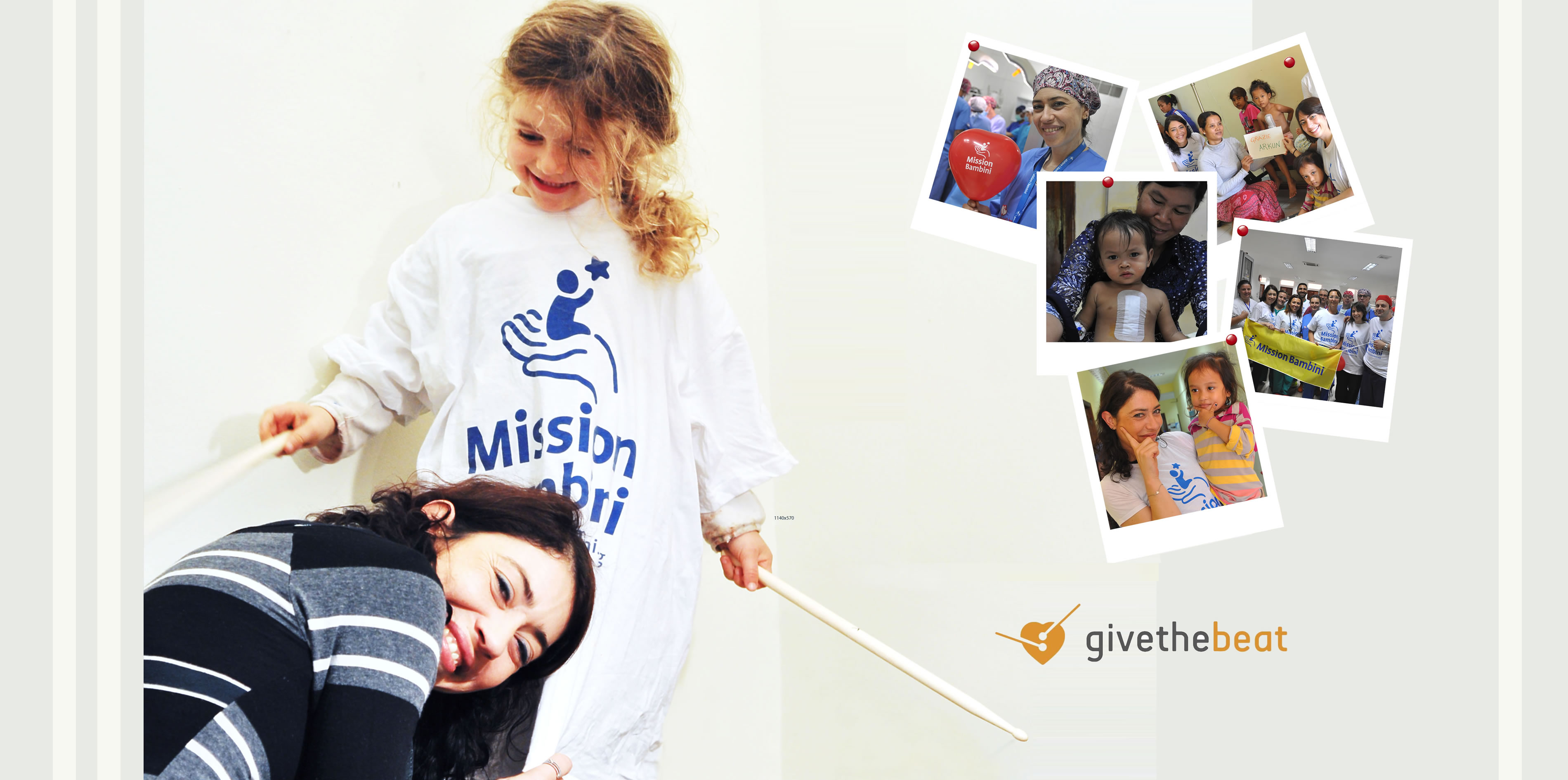 #GivetheBeat! Raffaella Fuso-Raffaella Fuso
