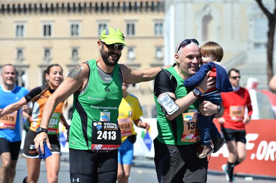 #unpassoallavolta verso la Speranza 2017-Maurizio Romeo