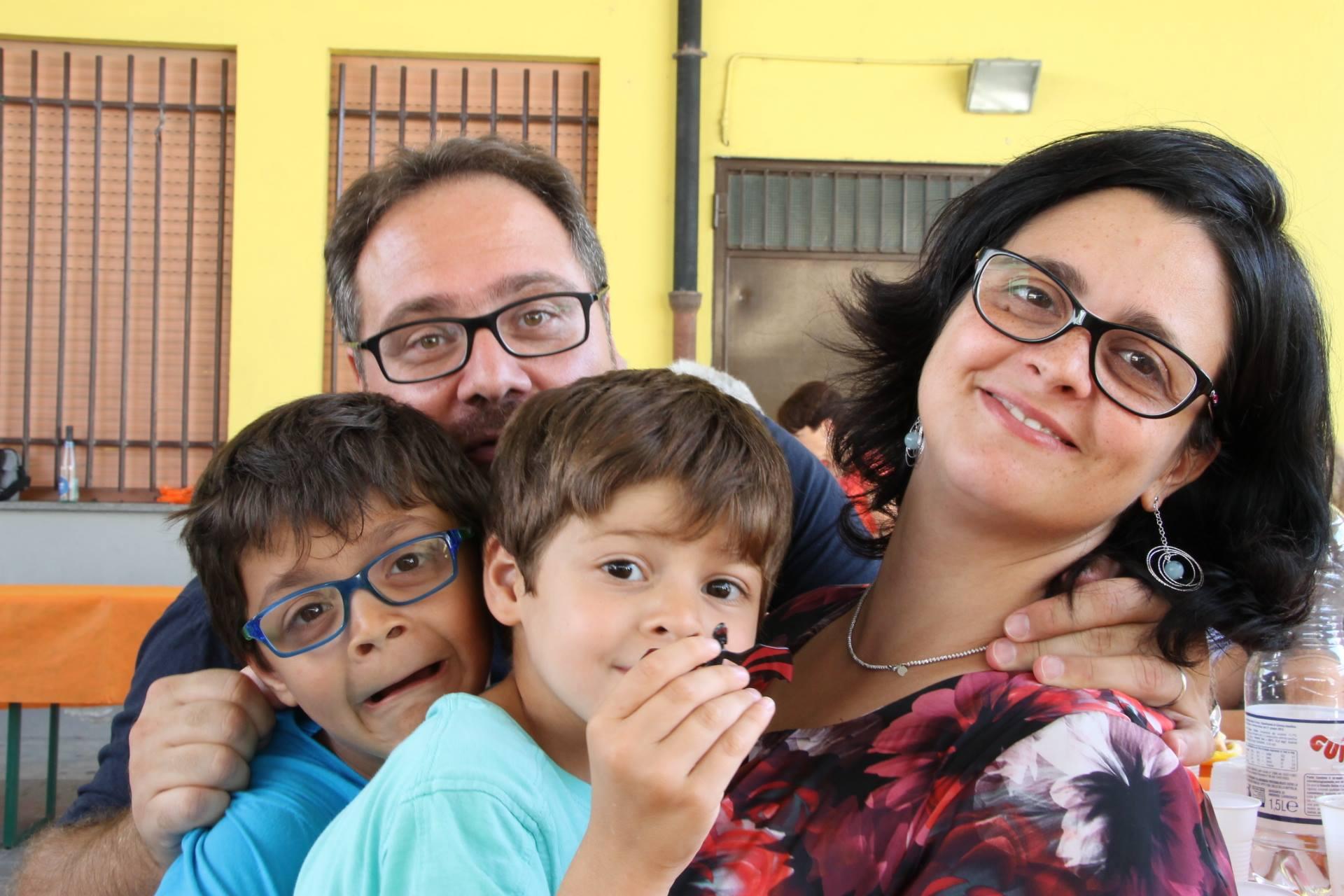 La musica di Gabriele-Famiglia Olla