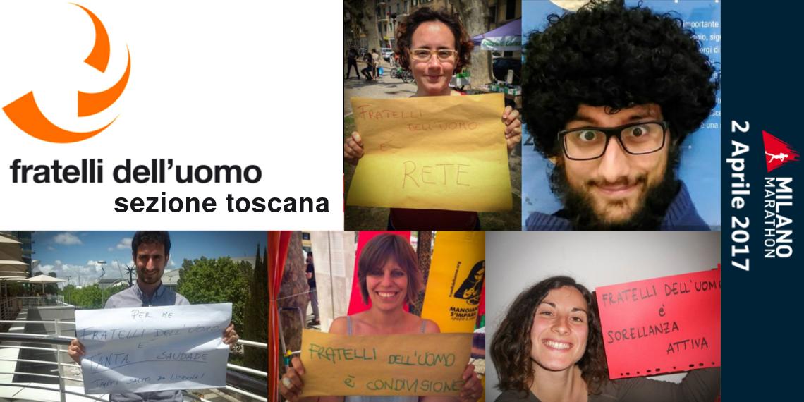 Da Milano a Malika, passando per Pisa-Associazione Fratelli dell'Uomo Toscana