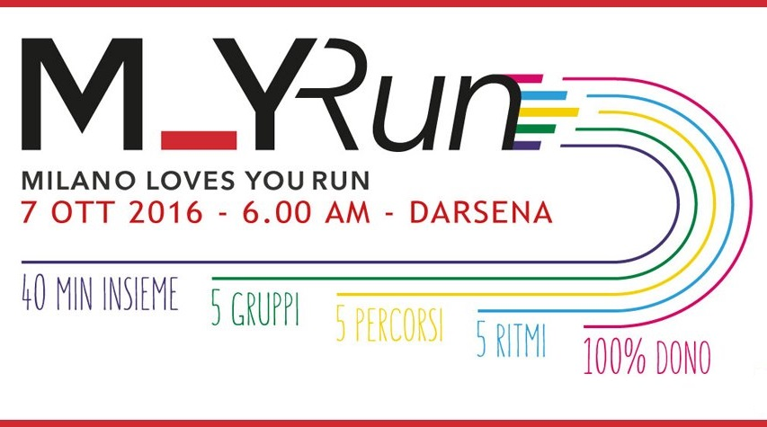 Milano Loves You Run 2016 -LILT Milano