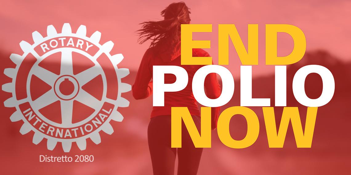 Run For Polio 2017-Rotary International Distretto 2080
