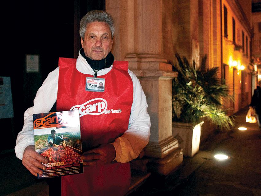 100 Notti al Caldo-Associazione Amici di Scarp de' tenis