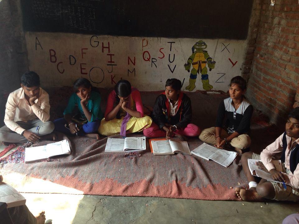 Back to School - Jaipur - India-L'Arte del Vivere con Lentezza