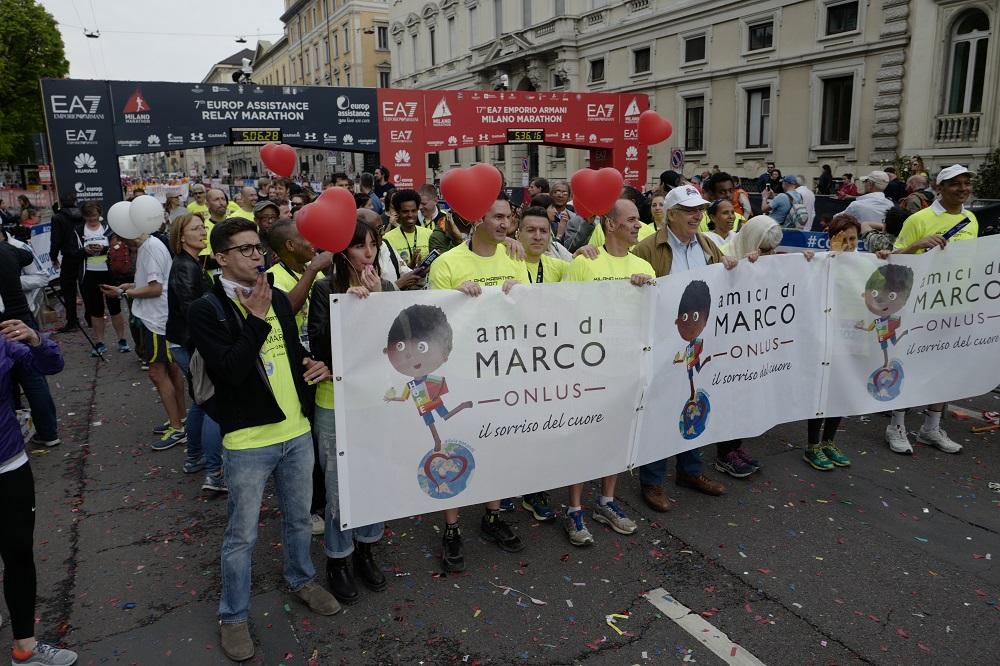 Nutrire la speranza - FEEDING HOPE-AMO Amici di Marco Onlus