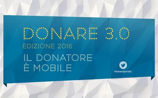 Presentazione della Ricerca Donare 3.0, condotta da Doxa 2puntozero per Rete del Dono e PayPal, sulle frontiere della donazione online