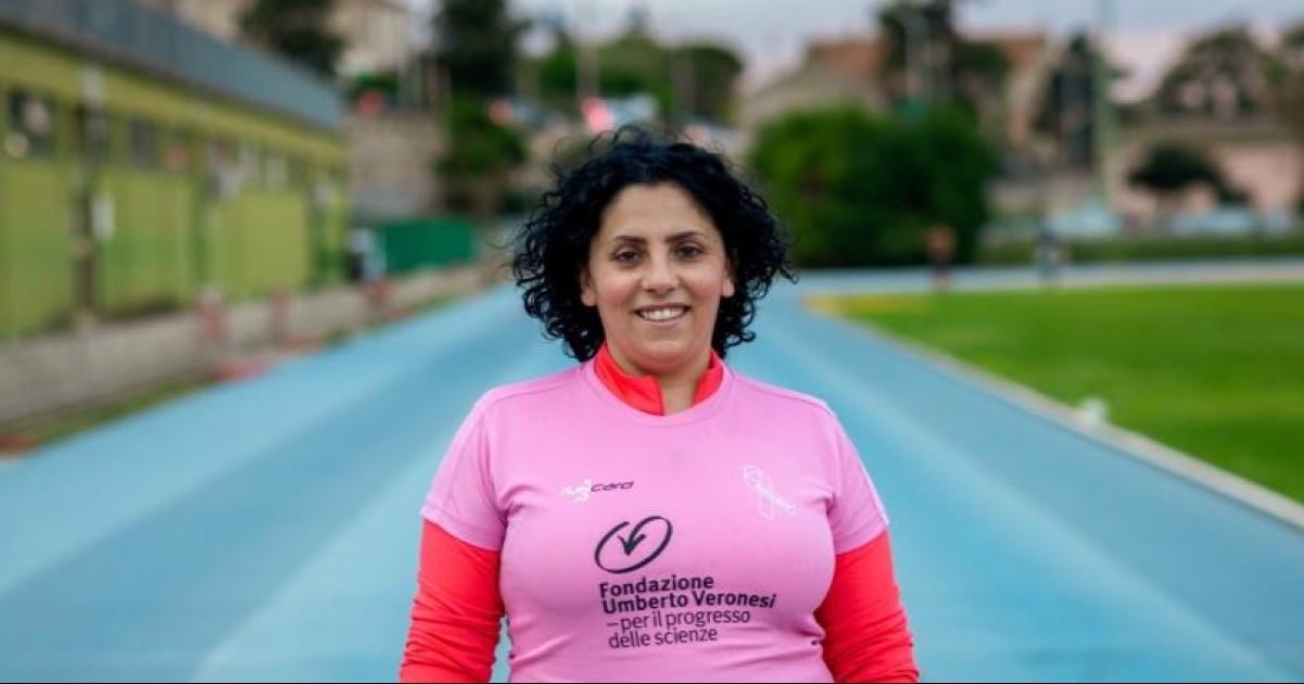 Corri per la ricerca -Annalisa Sanna
