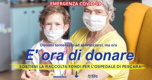 Rete del Dono - ADRICESTA per l'Ospedale di Pescara
