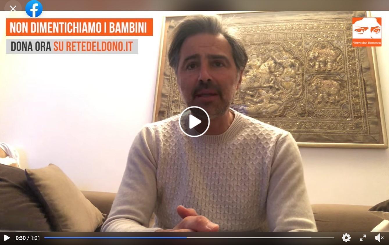 Rete del Dono - NON DIMENTICHIAMO I BAMBINI