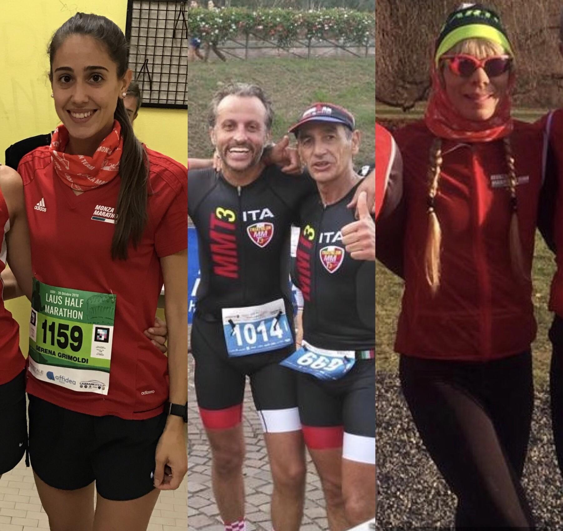 Rete del Dono - Monza Marathon Team & Alessio Tavecchio