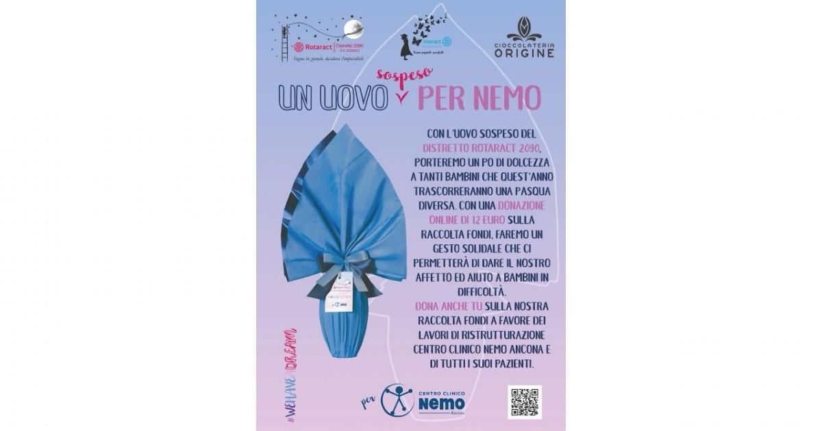 Rete del Dono - Apertura Centro Nemo Ancona