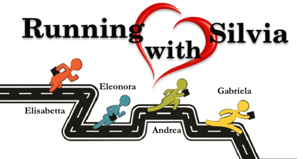 Running with Silvia-Elisabetta Genovese