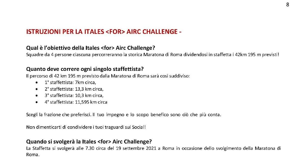 Rete del Dono - ITALES for AIRC Challenge