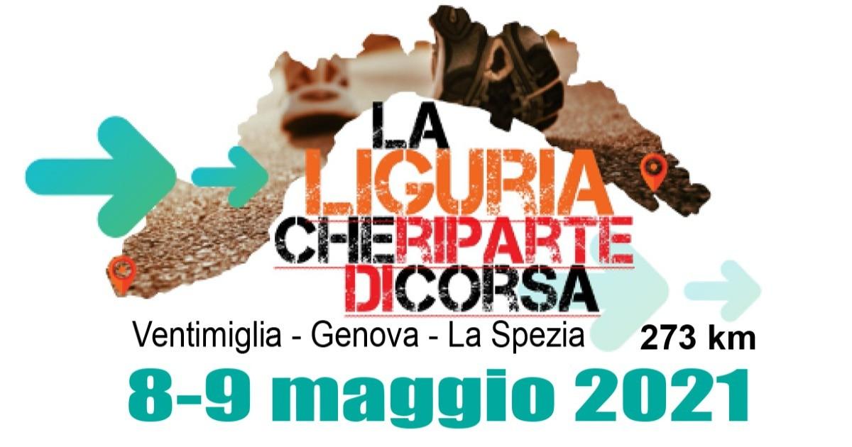 La Liguria che riparte di corsa -Run4Hope