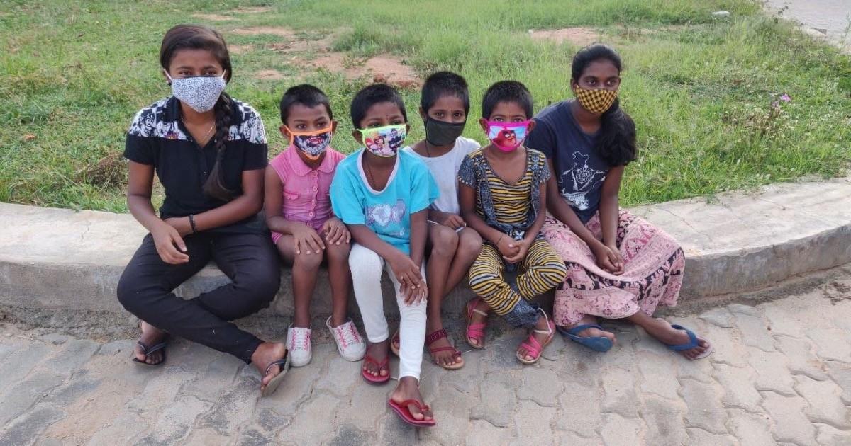 Rete del Dono - India: riaccendi il sorriso dei bimbi