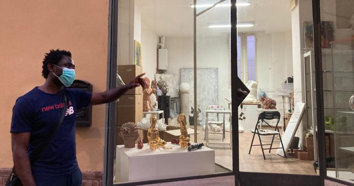 Rete del Dono - Sostieni la bottega artigiana di Victor