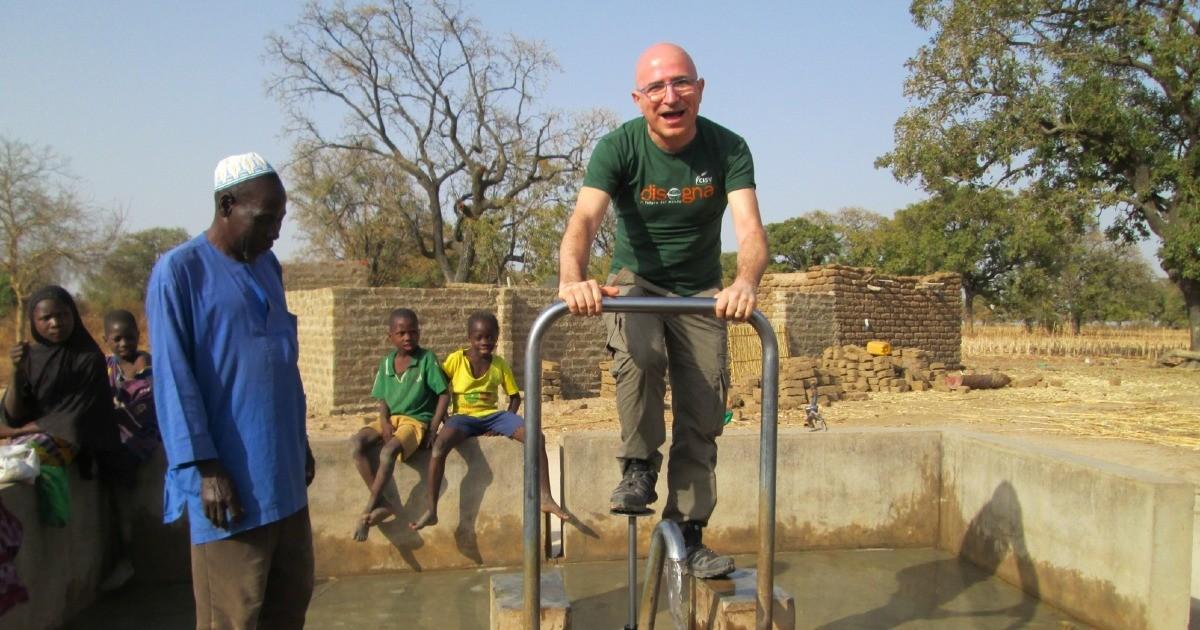 Di corsa per gli amici del Burkina Faso-Paolo Martella
