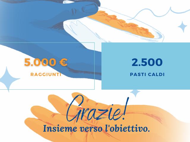 Rete del Dono - La Zuppa della Bontà: dona un pasto!