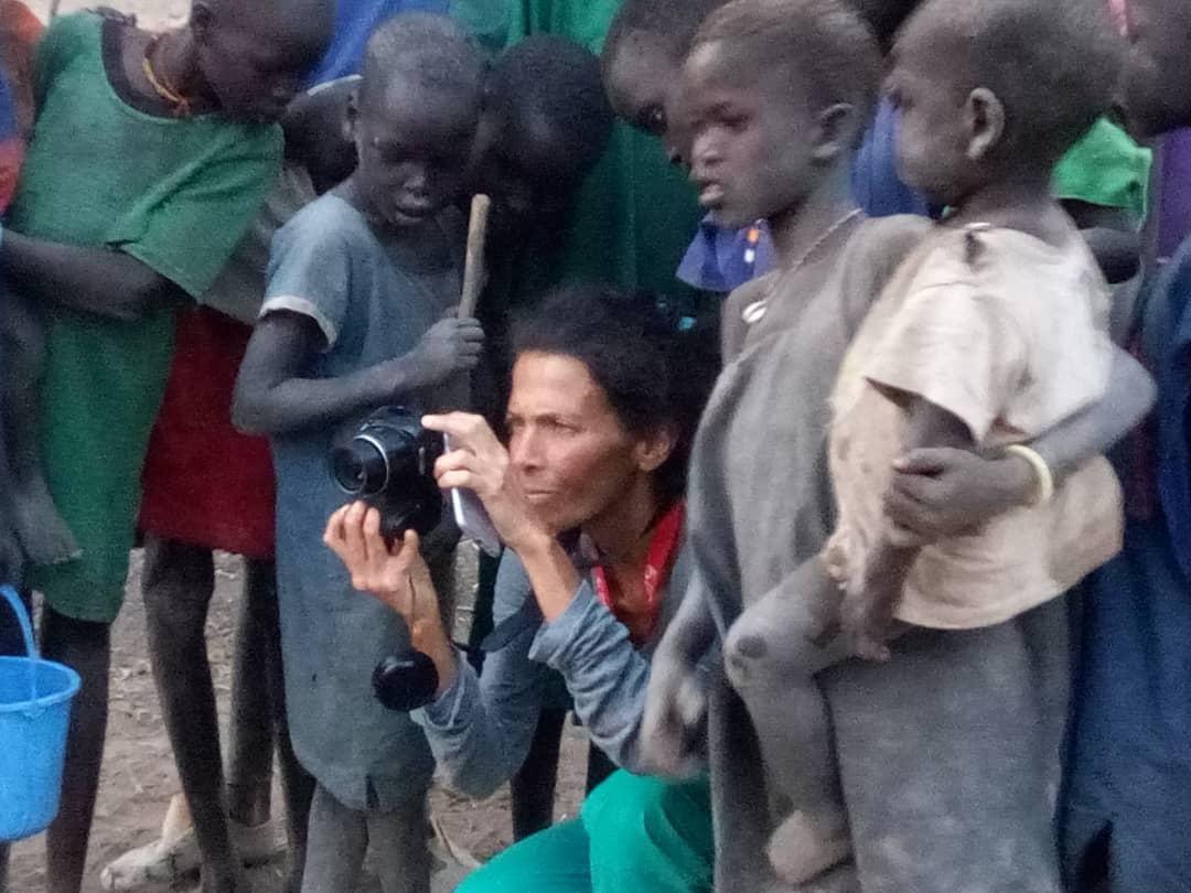 Rete del Dono - 100 km per il Sud Sudan