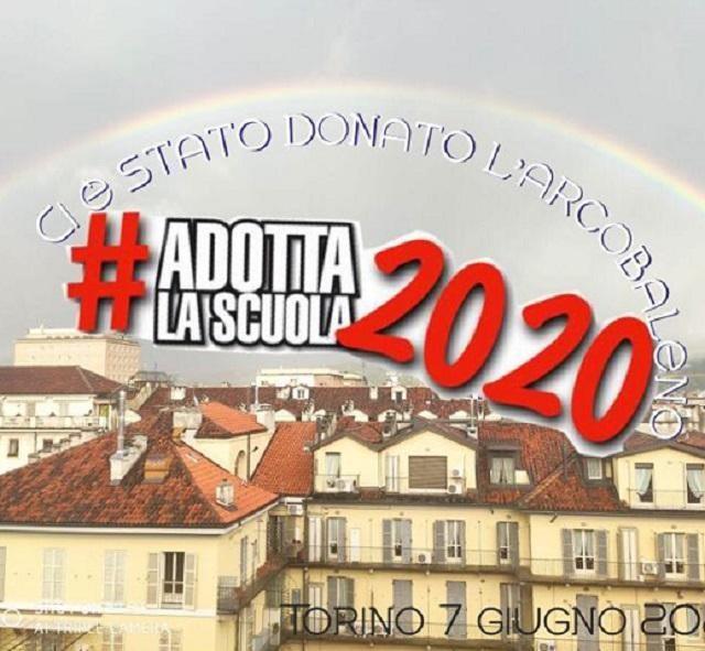 Rete del Dono - #ADOTTALASCUOLA2020