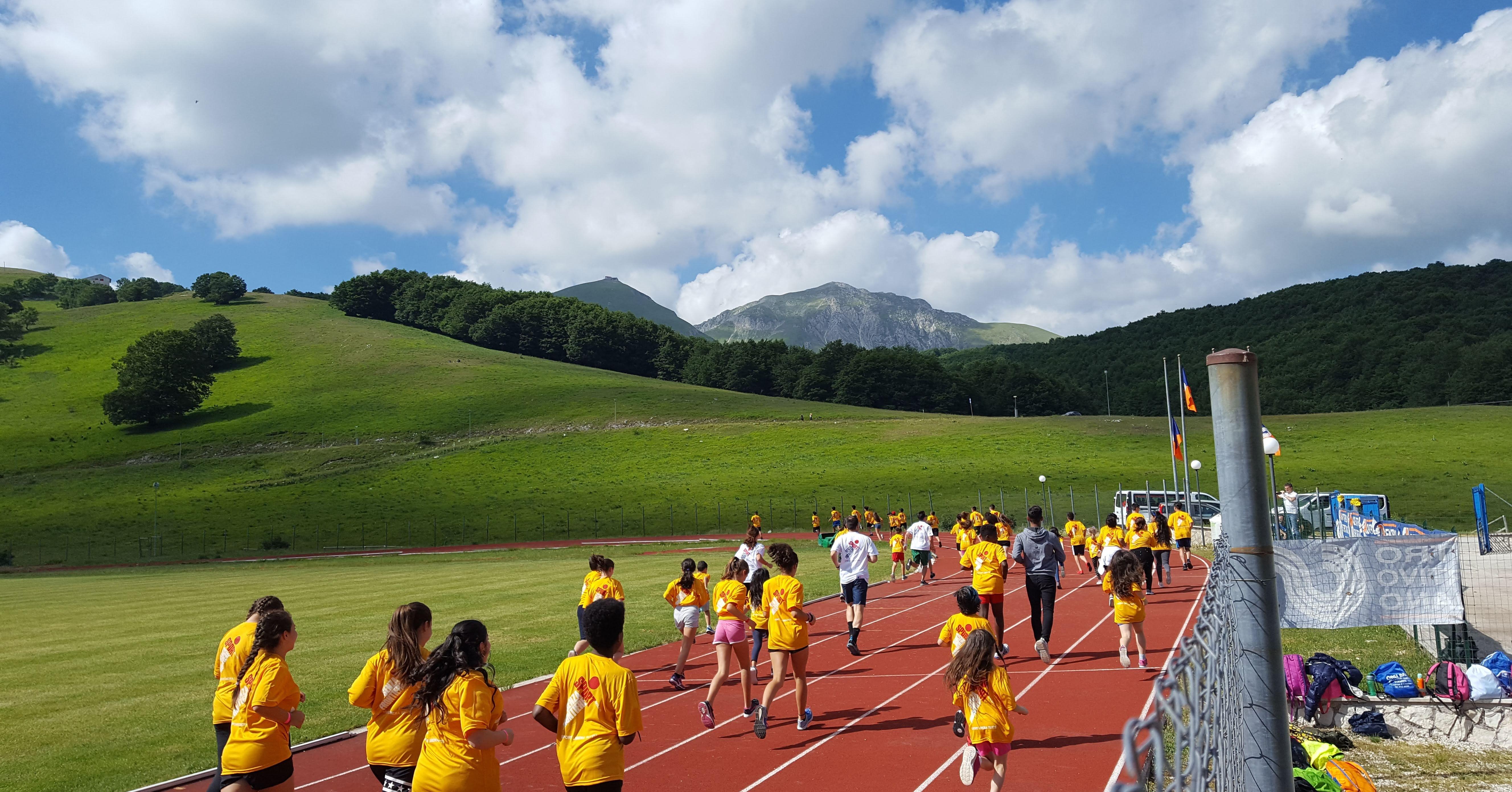 Di corsa per il Joy Summer Camp!-OLSA INFORMATICA SPA