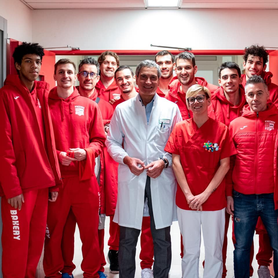 Uniti Insieme Siamo Uno per Piacenza -Bakery Basket Pallacanestro Piacentina