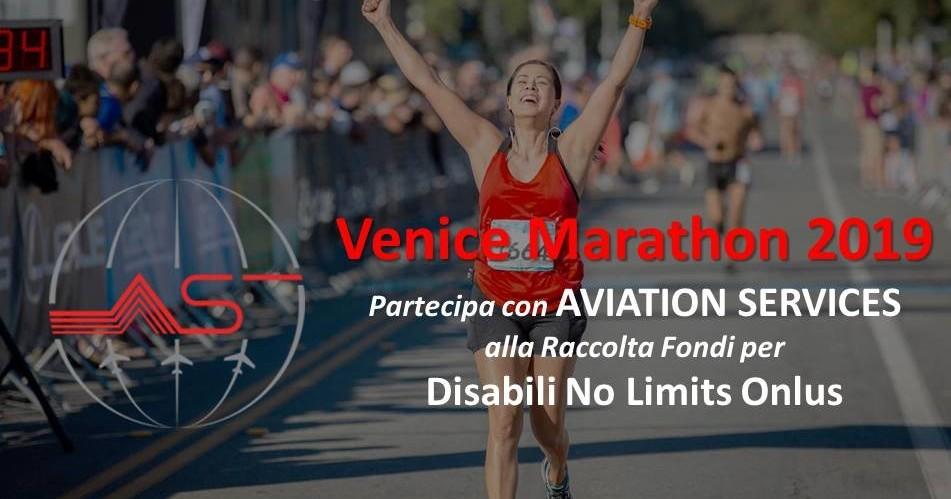 Corri con noi per Disabili No Limits!-Aviation Services