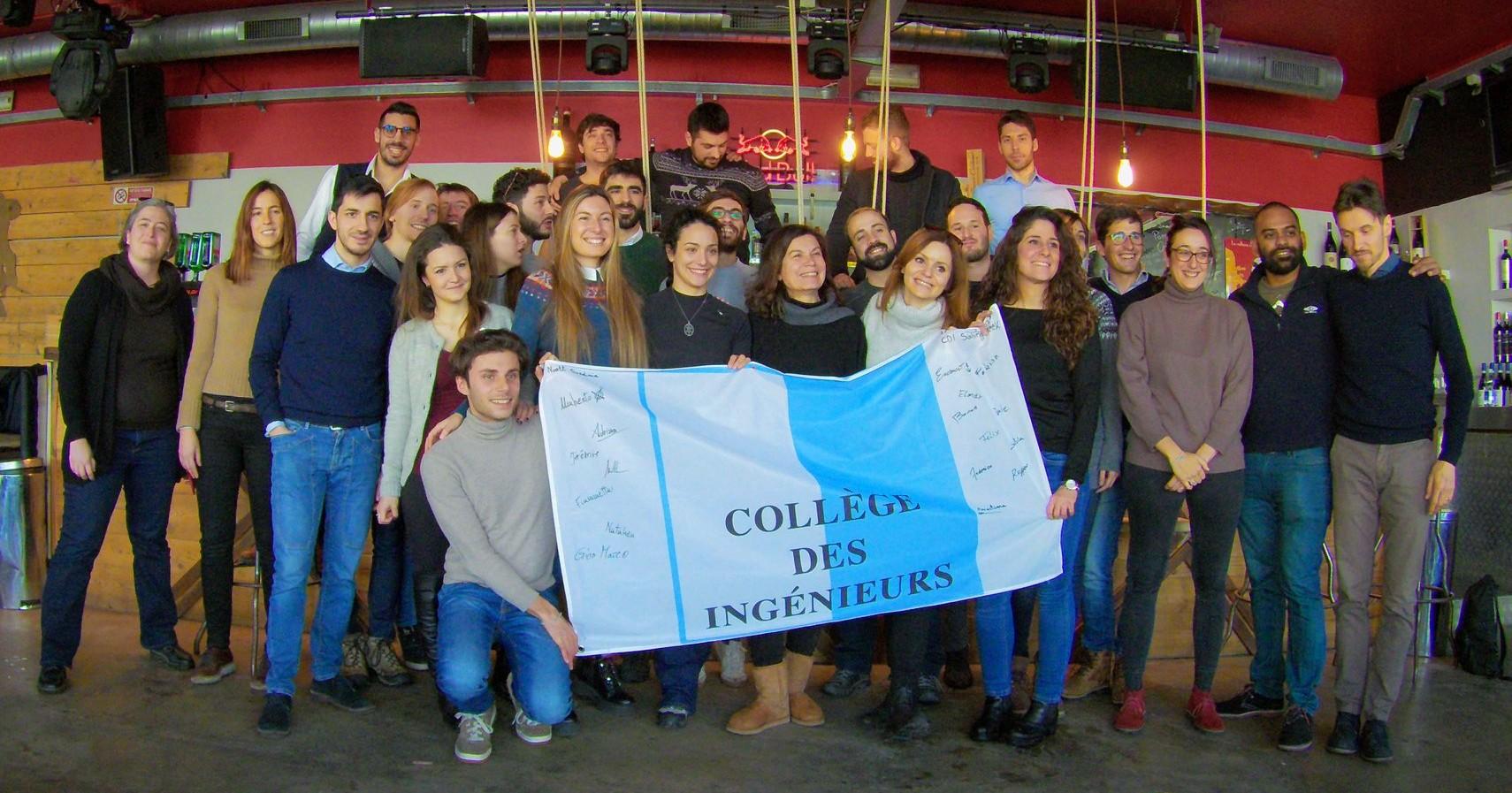 CDI Italia per Croce Rossa Italiana -Collège des Ingénieurs Italia