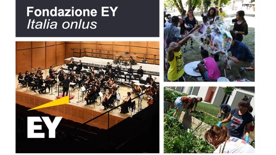 Fondazione EY -Fondazione EY Italia Onlus
