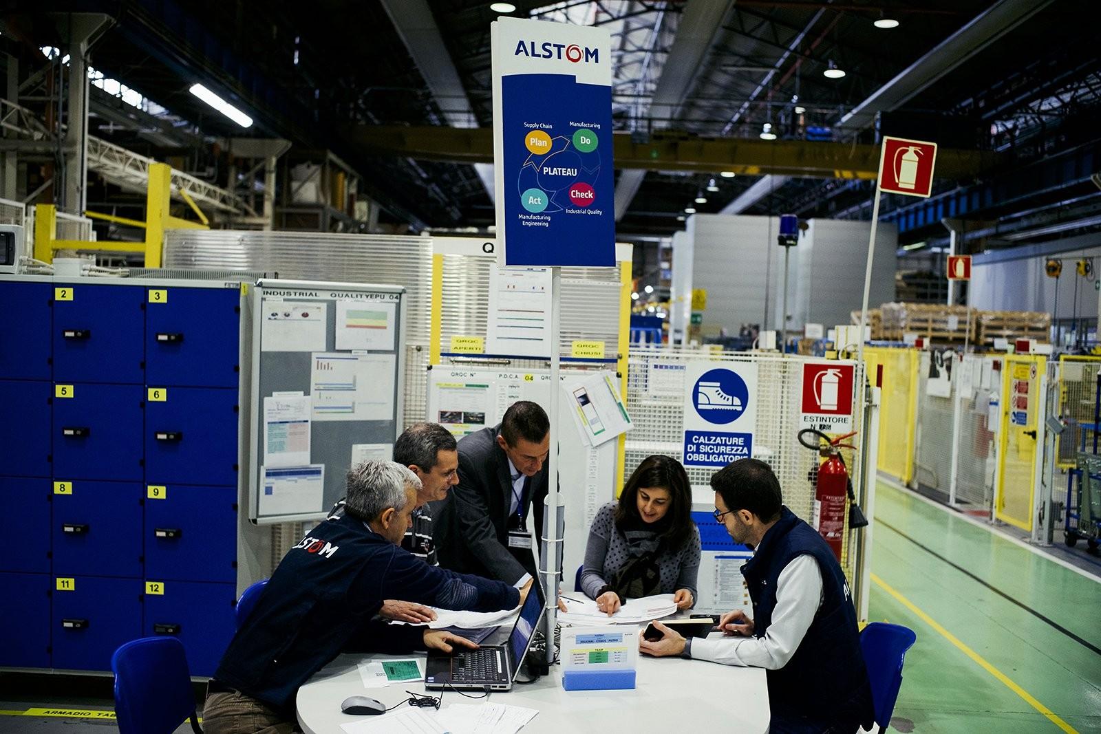Alstom corre per AIRC 2018-ALSTOM