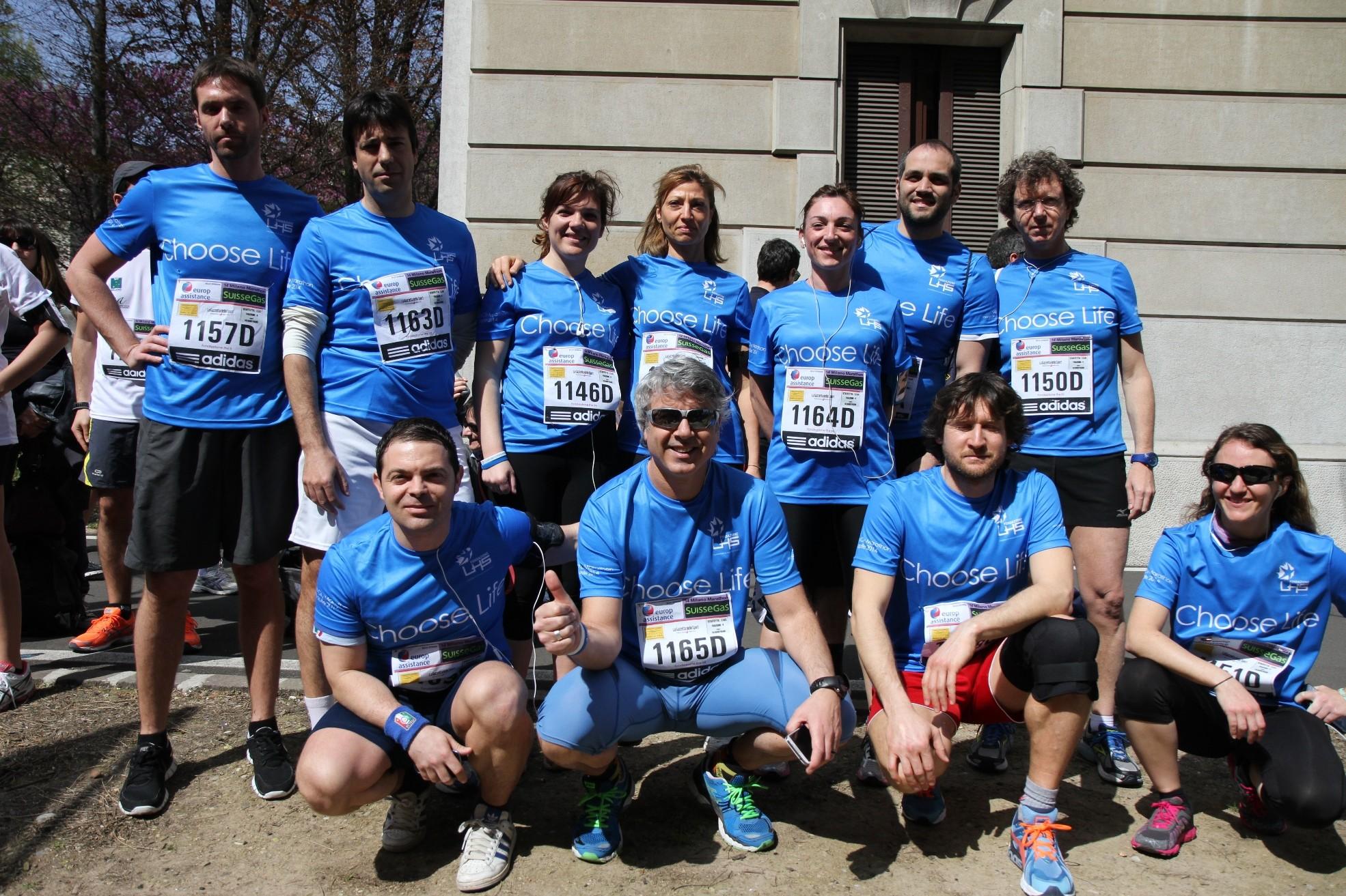 Corri con noi per la LILT-Fondazione LHS – Leadership in Health & Safety