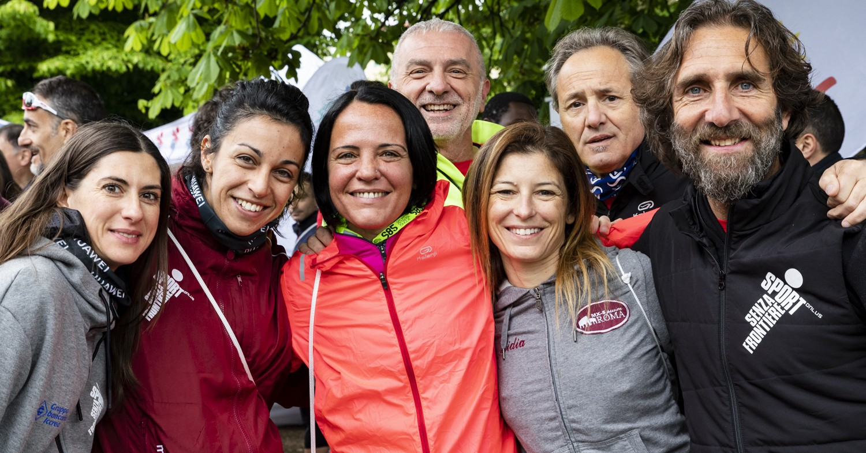Corri Milano per Sport Senza Frontiere-Gruppo Bancario Cooperativo Iccrea
