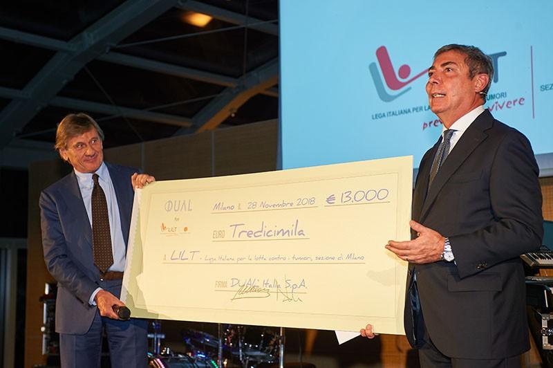 Million 4 Million - DUAL Italia 4 LILT-DUAL Italia S.p.A.