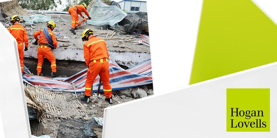 Hogan Lovells for earthquake relief-Hogan Lovells Studio Legale