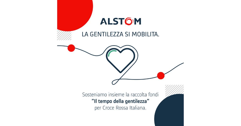 Alstom ed il Tempo della Gentilezza-ALSTOM