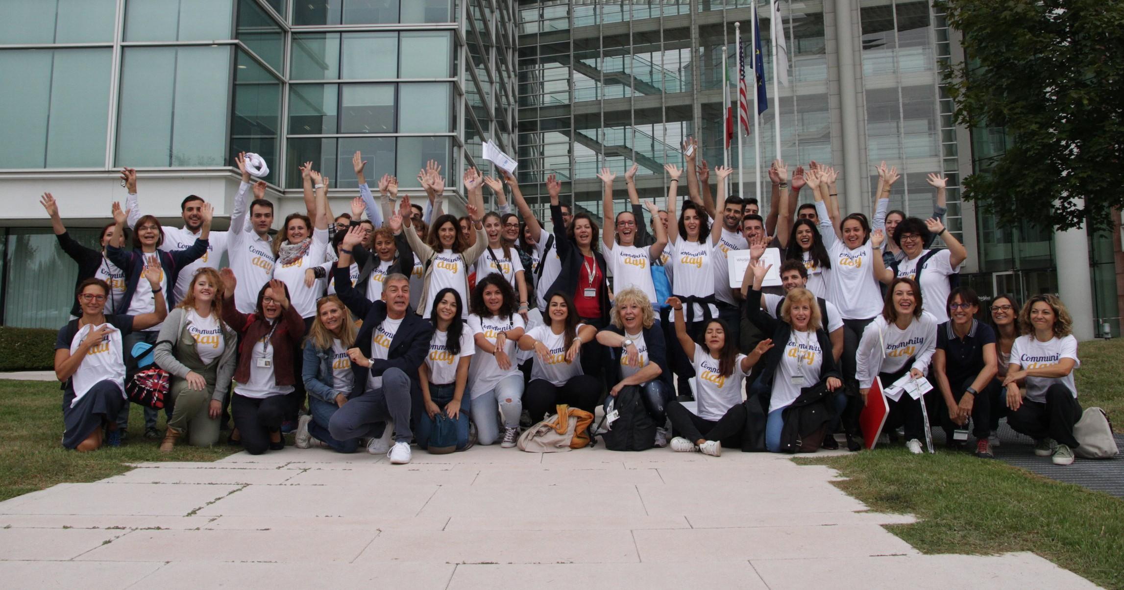 Let's run for Associazione CAF!-Whirlpool EMEA Spa