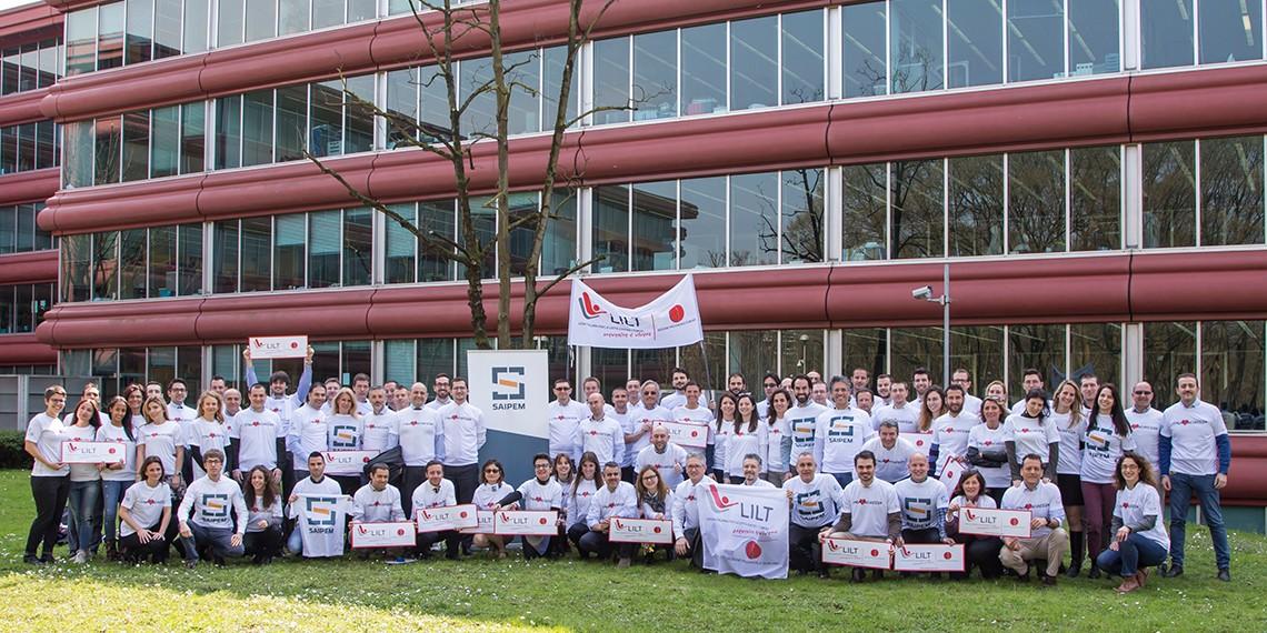 Uniti nella maratona con la LILT-Fondazione LHS – Leadership in Health & Safety