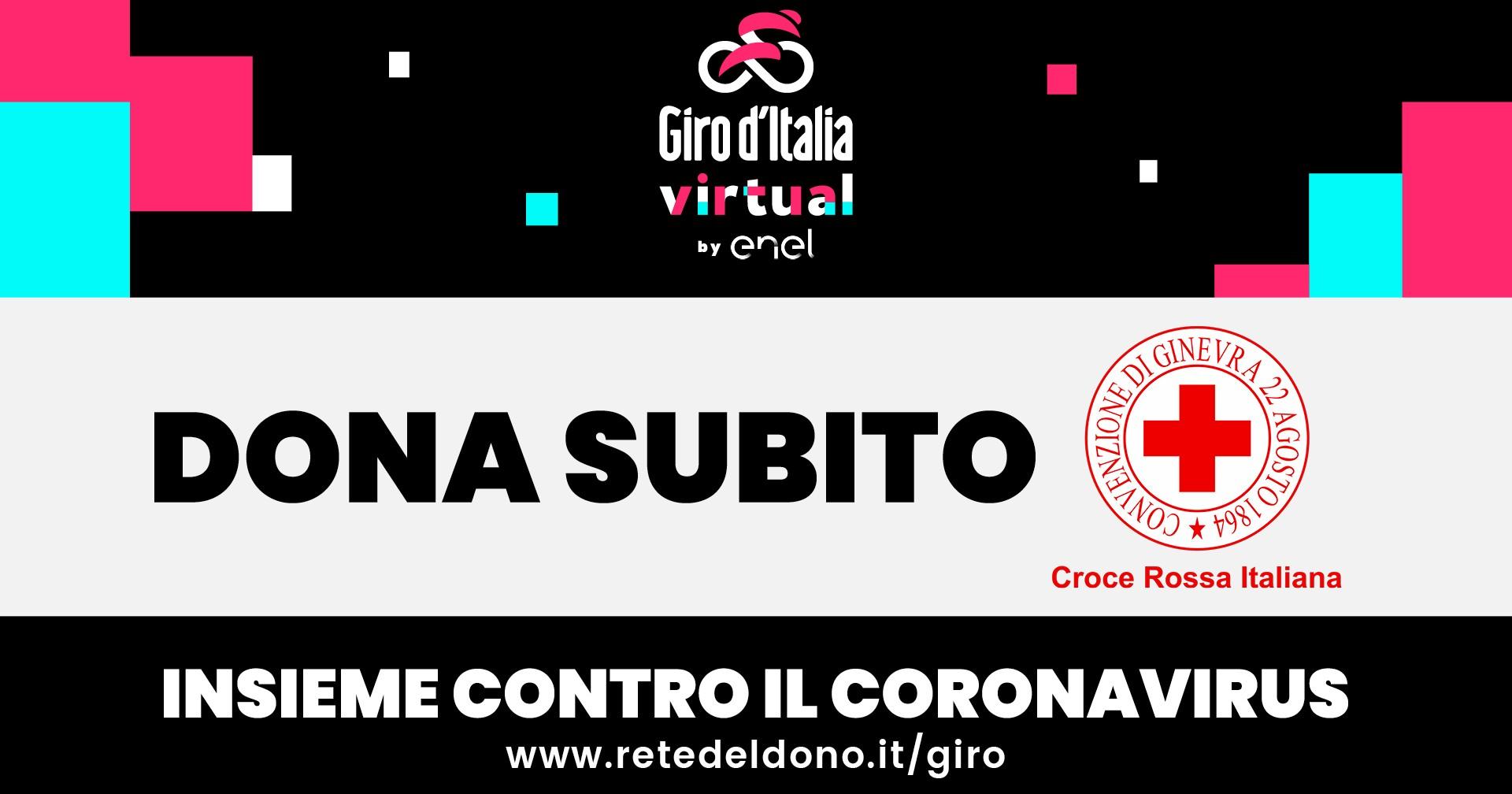 Giro d'Italia contro il COVID-19-Giro d'Italia