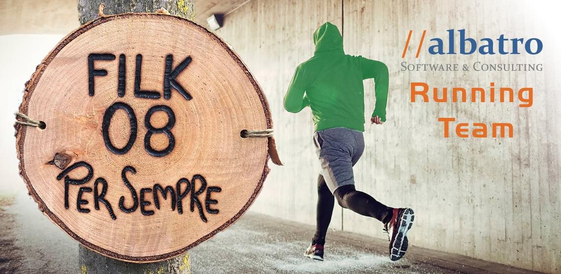 Albatro Filk08 Running Team-Albatro Software & Consulting Srl
