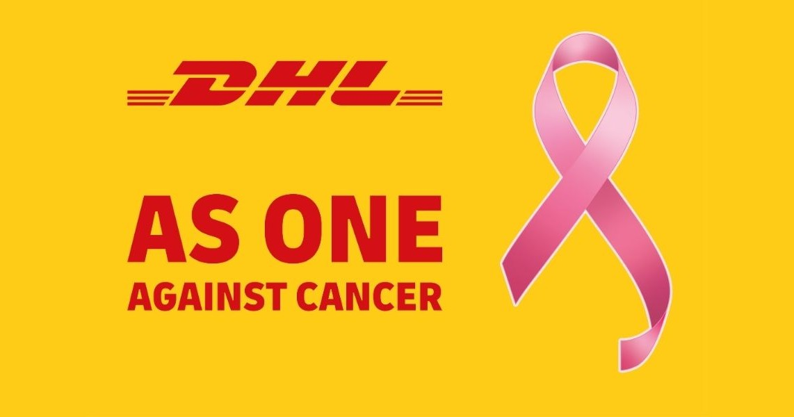 DHL H&G Italy per As One Against Cancer-DHL Express (Italy) - H&G Italy
