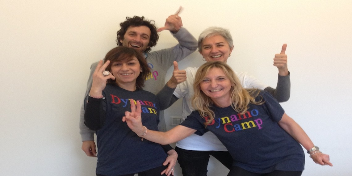 Corriamo insieme per Dynamo Camp-TBWA\ ITALIA