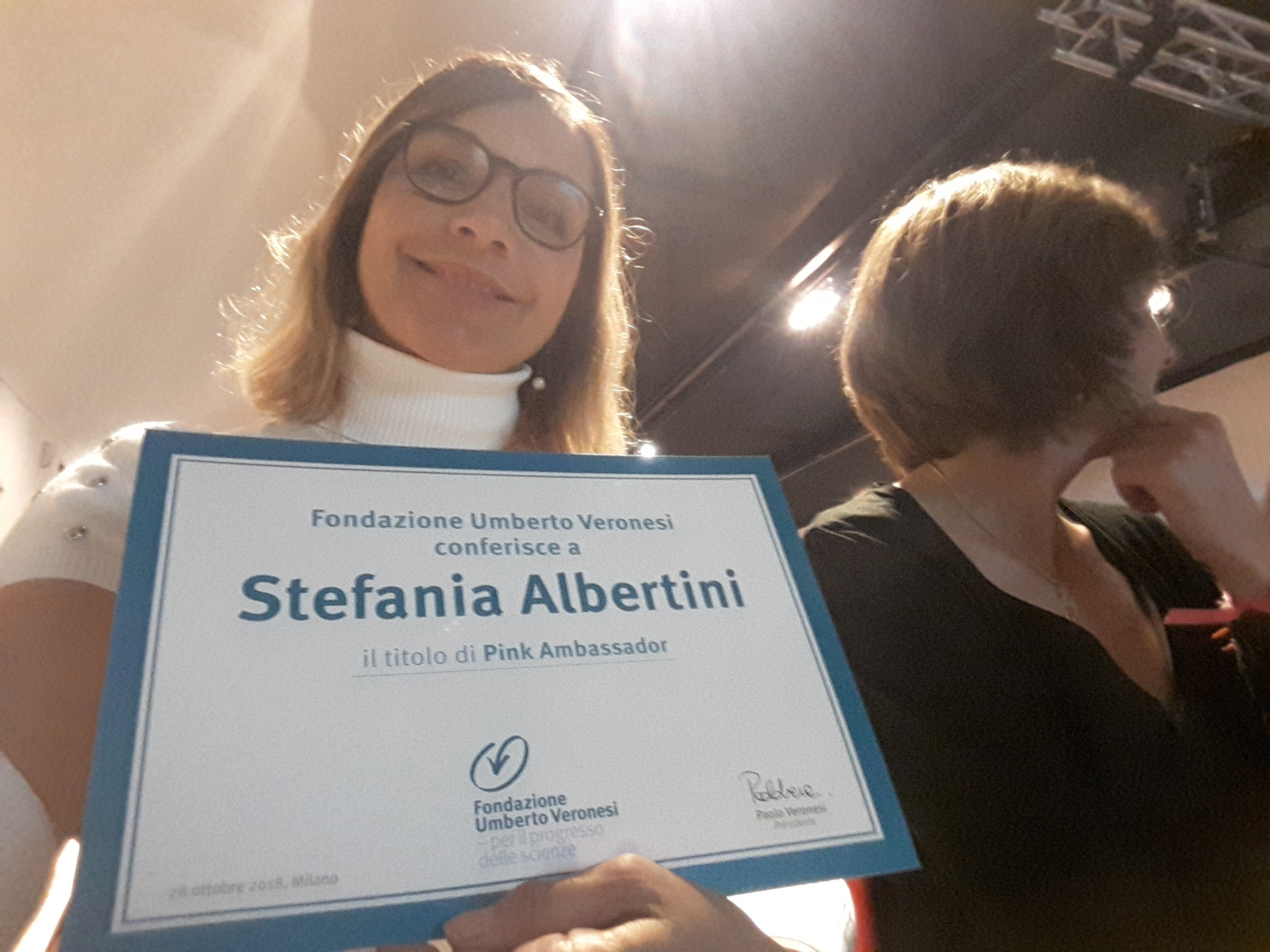 La mia comfort zone-Stefania Albertini