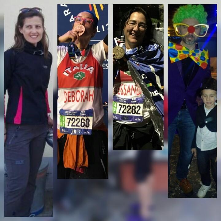 Corriamo insieme contro il cancro-#4dispari Alessandro Alessandra Deborah Elena