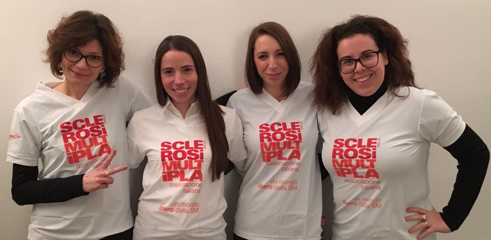 RUN 4 AISM - RUN 4 FRA-Francesca Derghi