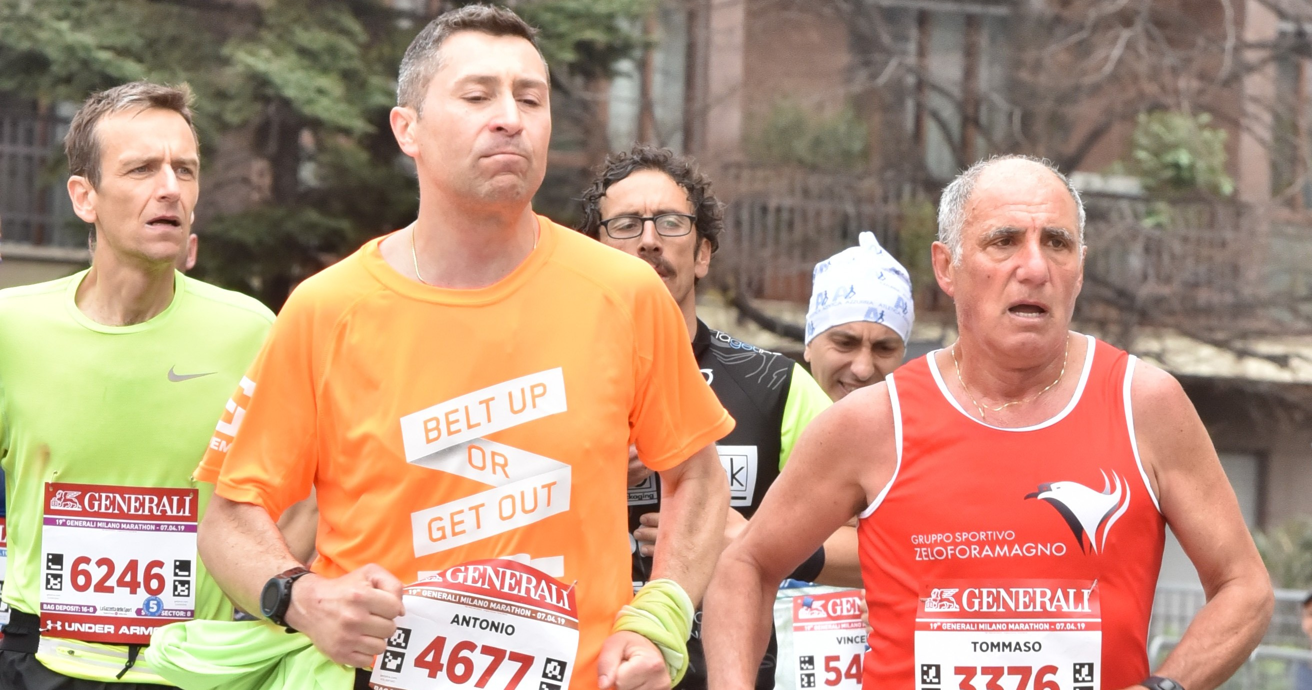 Antonio&Friends pro LILT Marathon'19-Antonio Pagano