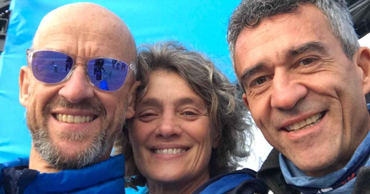LA VIKI LO STECCO IL SICILIANO E SAVERIO-Serena Razzolini