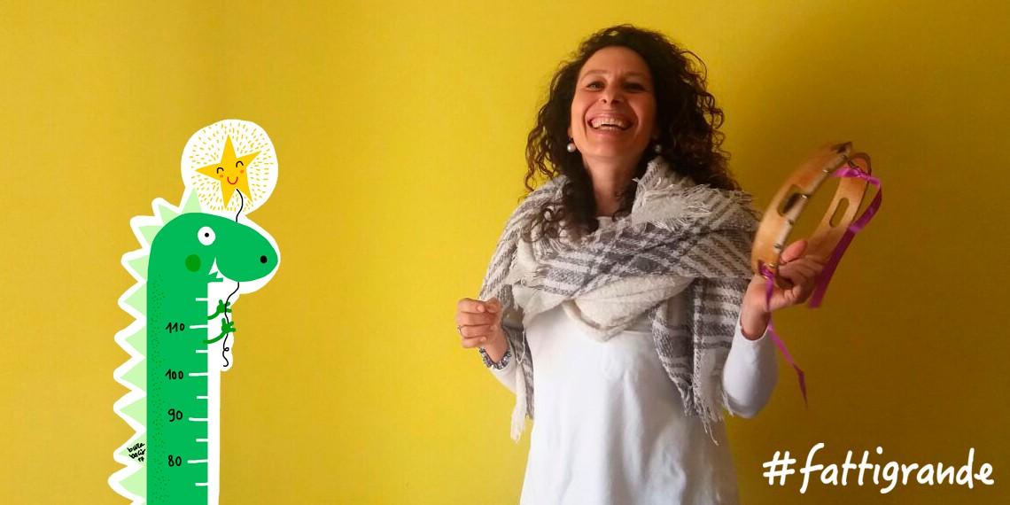 #fattiGRANDE a Lecce-Roberta Manieri