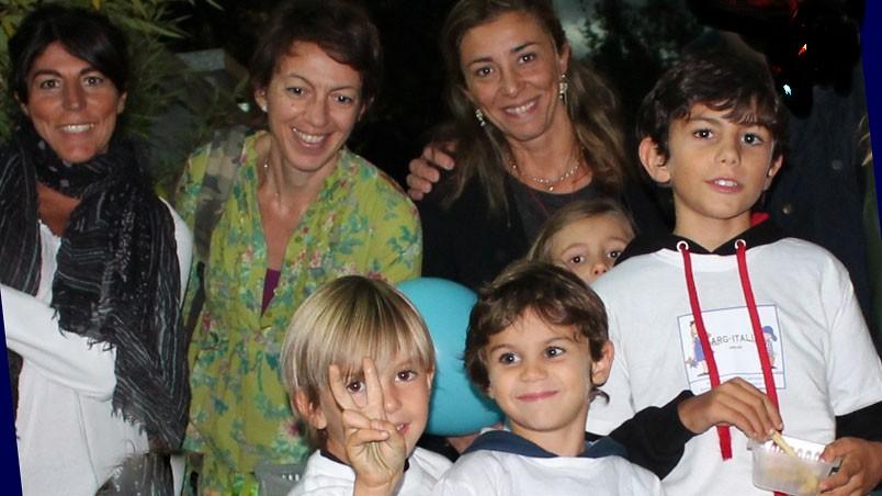 CORRENDO PER LORO IN GARA CON ARG-ITALIA-Giovanna Brizzi Agudio