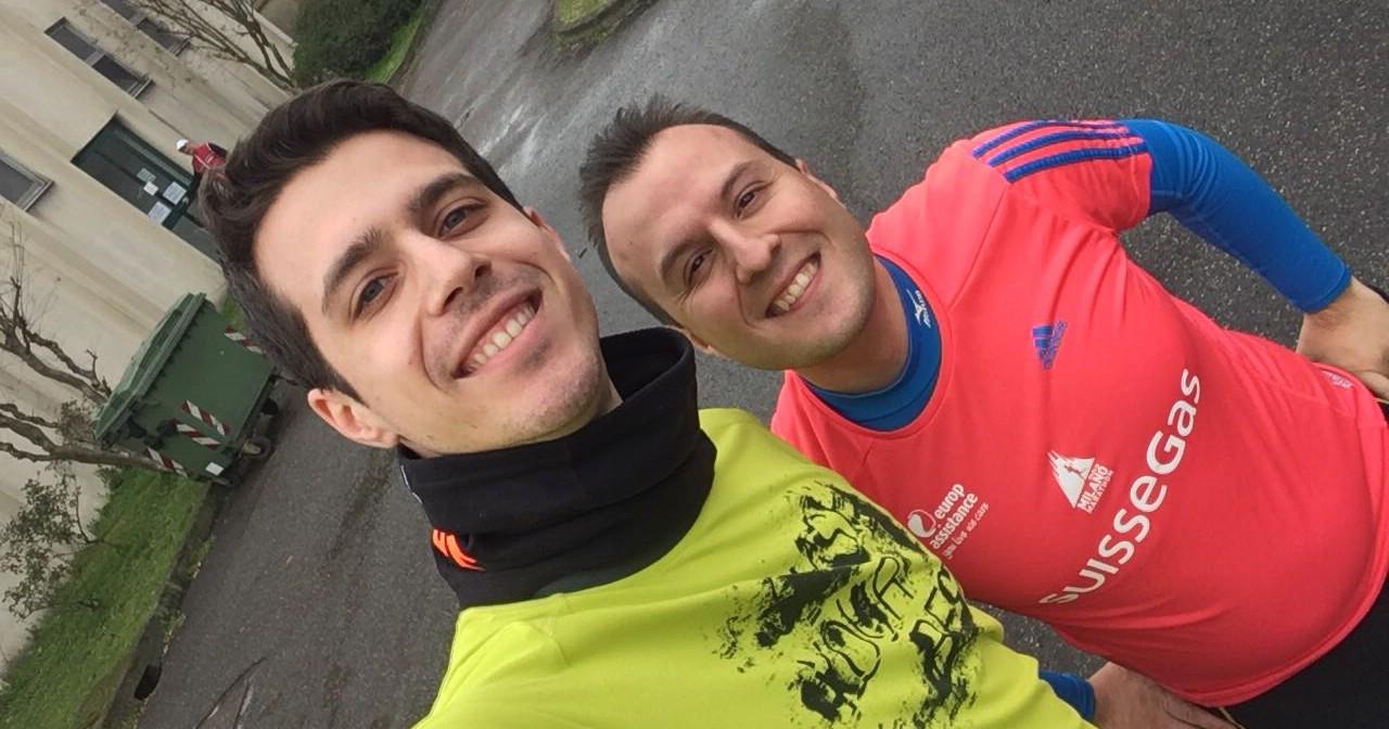 Con..Corriamo INSIEME per il Solidale-Antonio Pauciulo